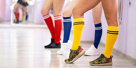Get your Retro-On! FREE Dance Class tickets
