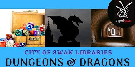 Ballajura Library Dungeons & Dragons Club tickets