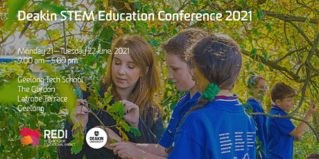 Deakin STEM Education Conference 2021 tickets