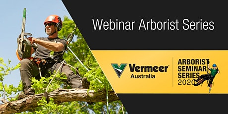 Vermeer's 2020 Arborist Seminar Series tickets
