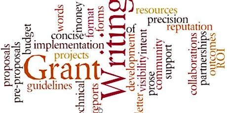 Grants 101: Web 04  Grant Budgets tickets