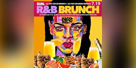 SUN 8.16.20 :: R&B BRUNCH HOSTED BY @DRETHEBARBER  @ LYFE ATL tickets