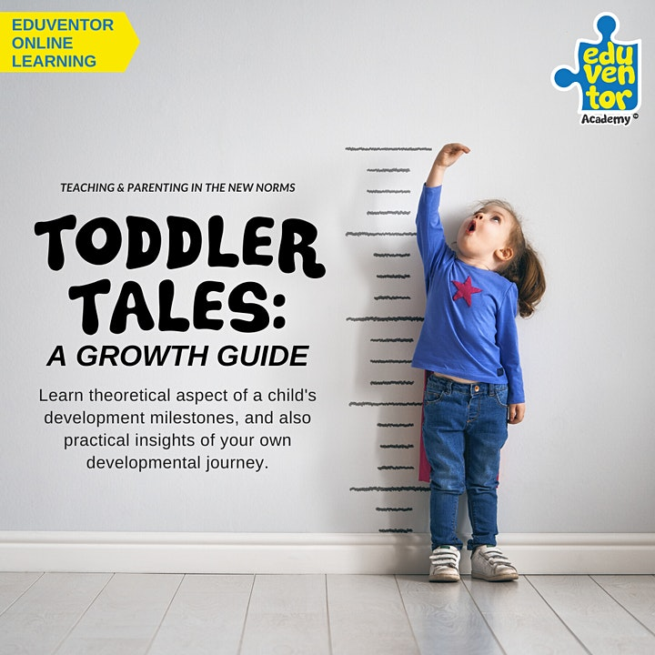 Toddler Tales: A Growth Guide image