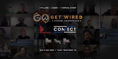Get Wired #002 Electronic Music Virtual Conference tickets