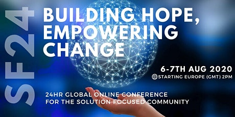 SF24 - Building hope, empowering change tickets