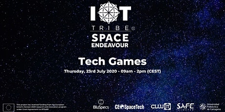 IoT Tribe Space Endeavour Tech Games tickets
