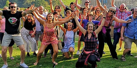 Boogie Shoes Silent Disco Walking Tours London tickets