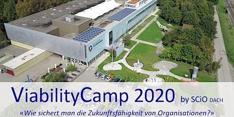 Viability Camp 2020  by SCiO DACH  -  macht Organisationen zukunftsfähig Tickets