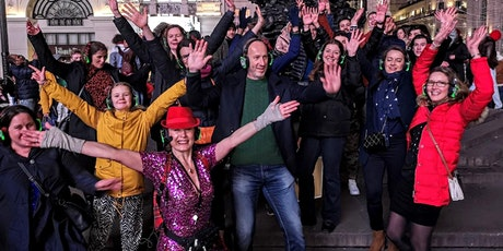 Boogie London Silent Disco Musicals Tour tickets