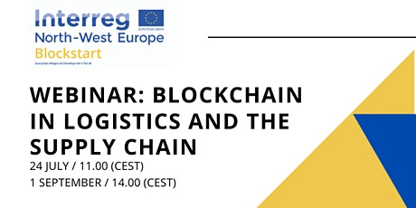 Blockchain in Logistics and the Supply Chain tickets