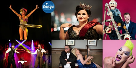 Peachy Entertainment The Guildford Fringe Variety Cabaret tickets