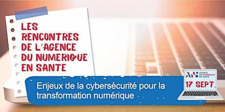 Enjeux de la cybersécurité pour la transformation numérique billets