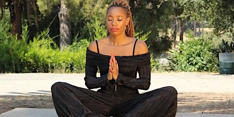 Black Velveteen Yoga Yin Yoga I tickets