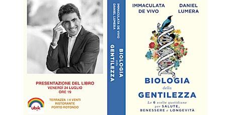 Daniel Lumera a Olbia: La biologia della gentilezza biglietti