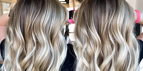 Hands-On in Salon Dimensional Balayage Class .. Fitchburg, Ma tickets