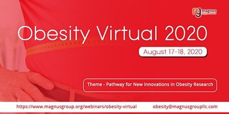 Obesity Virtual 2020 tickets