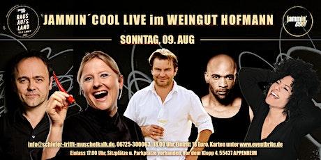 Jammin´Cool live im Weingut Hofmann Tickets
