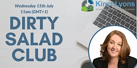 Self-Care for Sanity!  |  Dirty Salad Club tickets
