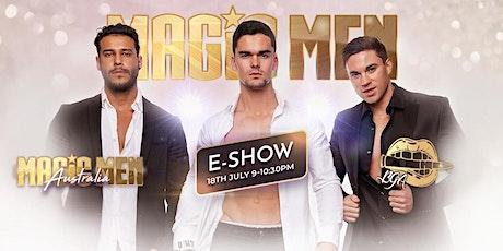 MAGIC MEN E-SHOW tickets
