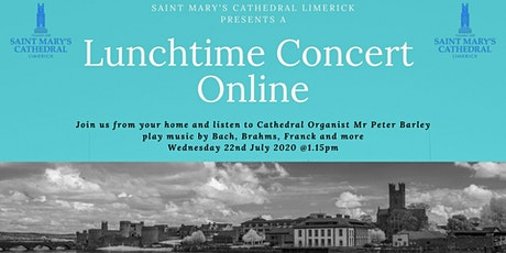 Lunchtime Concert Online tickets