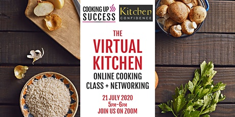 The Virtual Kitchen:  From Old Habits to New Skills tickets