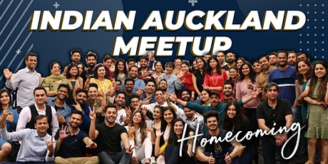 Indian Auckland Meetup - Homecoming tickets