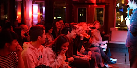 New in Town #4 - English Comedy SHOW!  # FREE SHOTS at the Door!! tickets