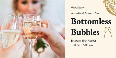 Bottomless  Bubbles - Afternoon Tea tickets