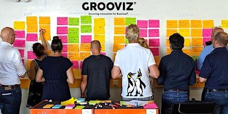 GROOVIZ® DESIGN THINKING Remote-Innovation Workshop Tickets