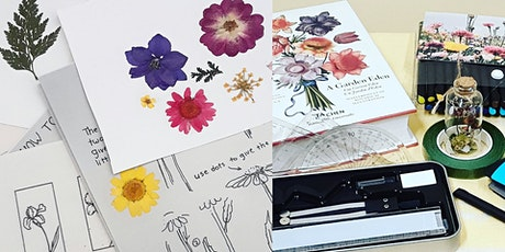Botanical Line Drawing Workshop tickets