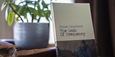 """Arkbound Zoom Book Launch: Shane Johnstone's """"The Gods of Frequency"""" tickets"""