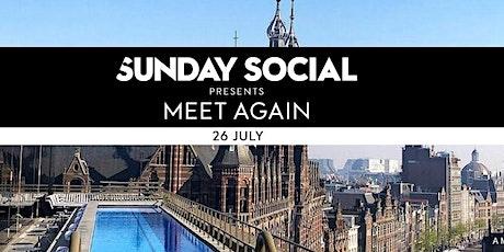 SUNDAY SOCIAL x Meet again - W Amsterdam tickets