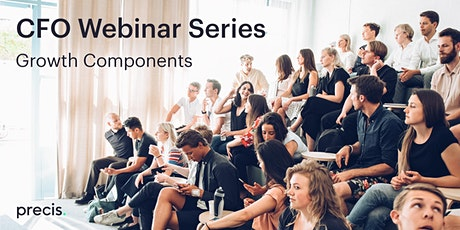 CFO Webinar series – Growth Components tickets