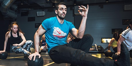 Outdoor classes with Gymbox (Ealing) tickets