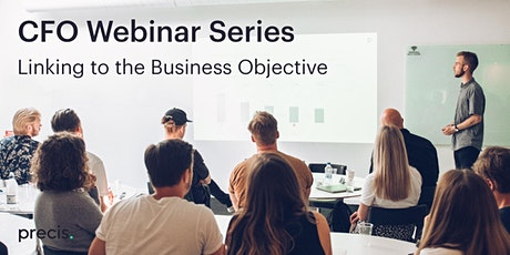 CFO Webinar series –  Linking to the Business Objective tickets