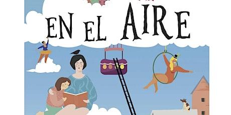 """Santander Escénica presenta """"En el aire"""". Segundo pase entradas"""