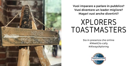Partecipa a Toastmasters: Public Speaking e e Leadership! [ANCHE ONLINE] tickets