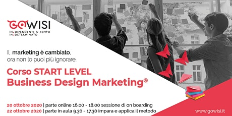 Corso START LEVEL Business Design Marketing® biglietti