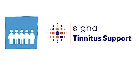 Online Tinnitus Tea & Chat tickets