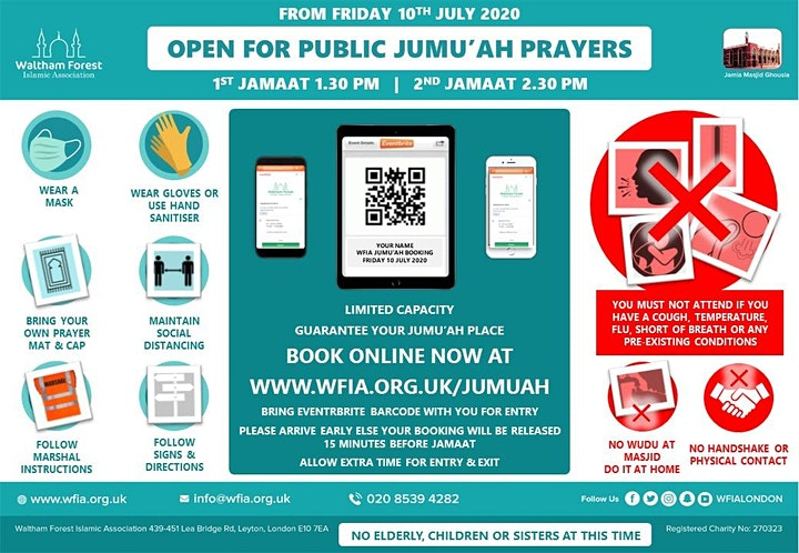 JUMMU'AH AT WFIA image