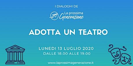 """I DIALOGHI DE """"LA PROSSIMA GENERAZIONE biglietti"""
