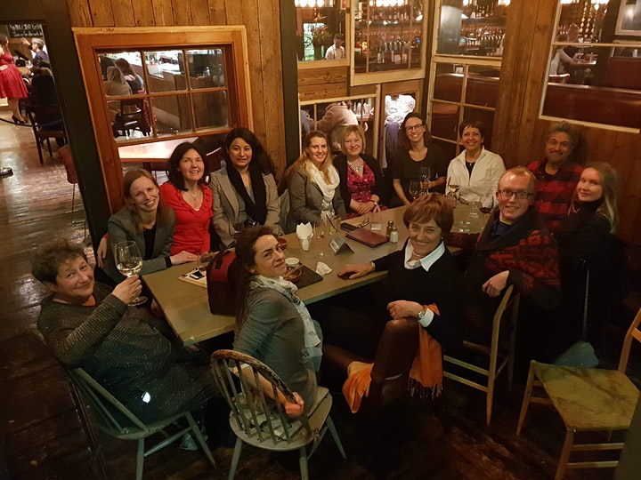 Language Professionals' Networking Event - May 2021 image