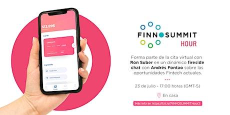 FINNOSUMMIT Hour: oportunidades Fintech en el entorno actual tickets