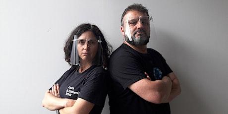 """Santander Escénica presenta """"A dos metros de ti"""", con Hilo Producciones entradas"""