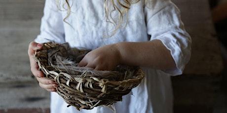 SCHOOL HOLIDAYS: Kids Basket Weaving tickets