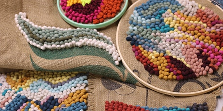 Rag Rug Techniques Workshop at Reclamation Rooms tickets