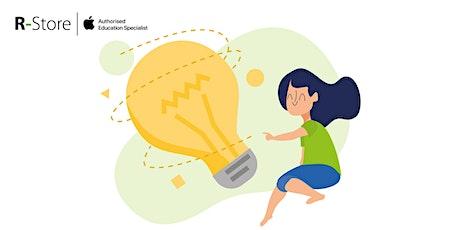 Creatività: è importante fare lezione in modo da sviluppare le idee! biglietti