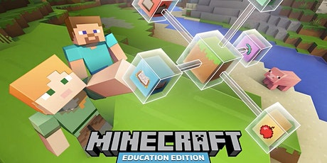Minecraft and Makecode workshop tickets