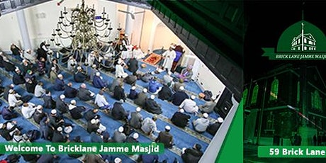 Jummah Prayer - Brick Lane Jamme Masjid tickets
