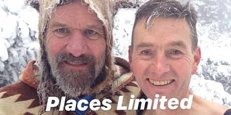 Wim Hof Method Fundamentals (Maynooth) Aug'20 tickets